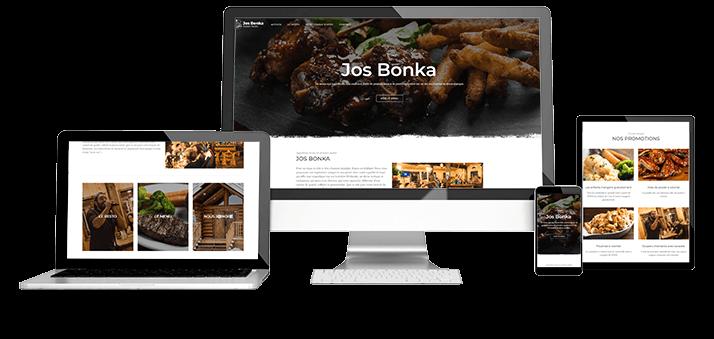 Site web - SimpliciGo